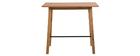 Table de bar design bois HONORE