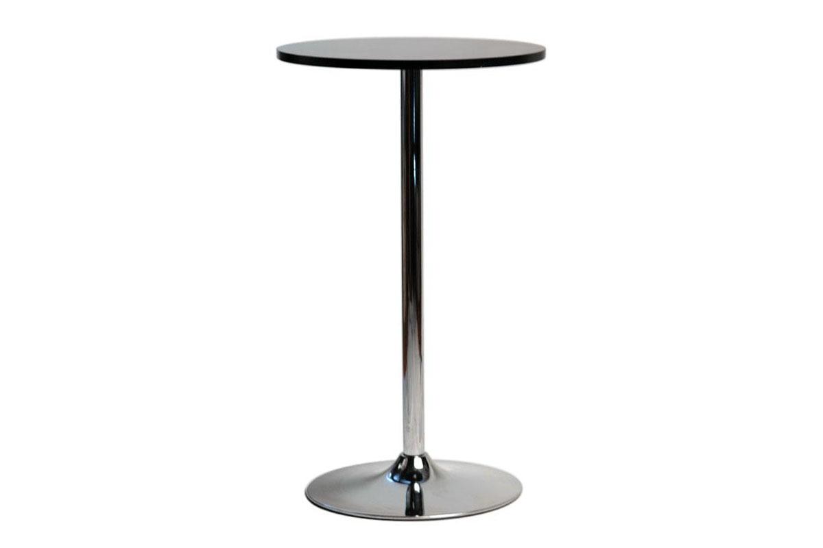 Table bar 3 for Table de bar noir