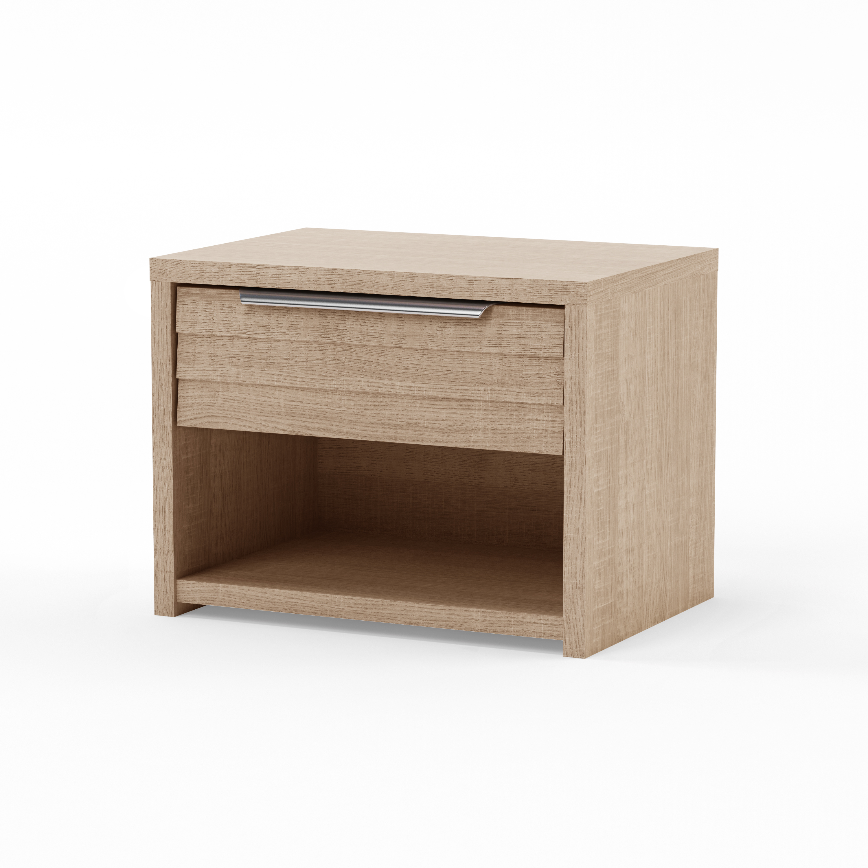 Table de chevet bois clair maison design - But table de chevet ...