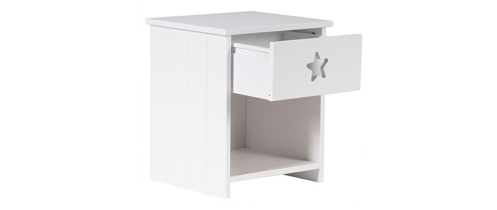 table de chevet enfant design mdf dream miliboo. Black Bedroom Furniture Sets. Home Design Ideas
