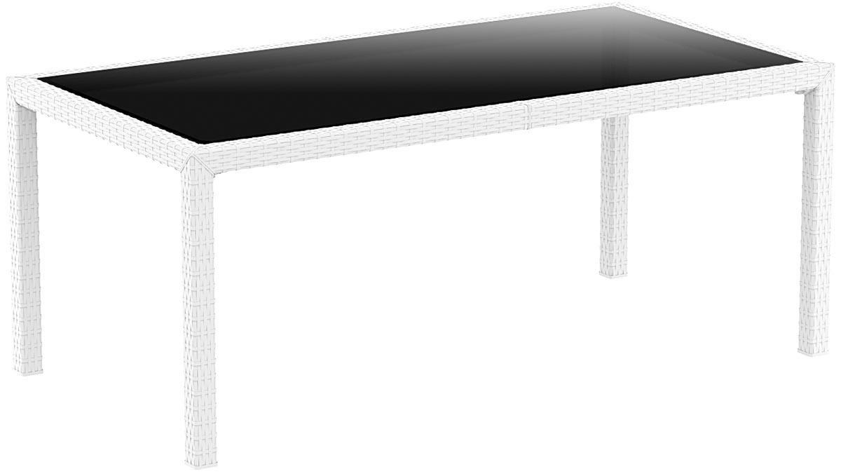 Table De Jardin Design Blanc ~ Jsscene.com : Des idées ...