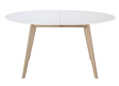 Table manger pas cher et extensible miliboo for Table ovale extensible pas cher