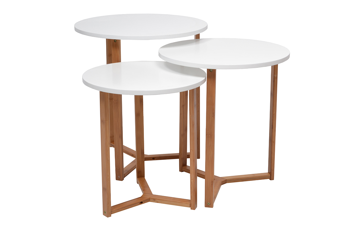Table guide d 39 achat - Tables gigognes design ...