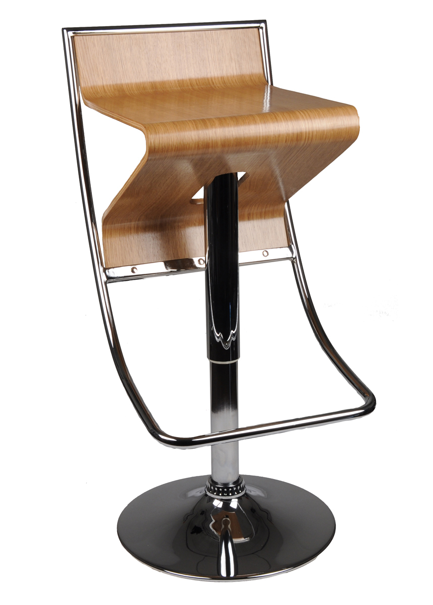 tabouret de bar cuisine design bois new nova miliboo. Black Bedroom Furniture Sets. Home Design Ideas