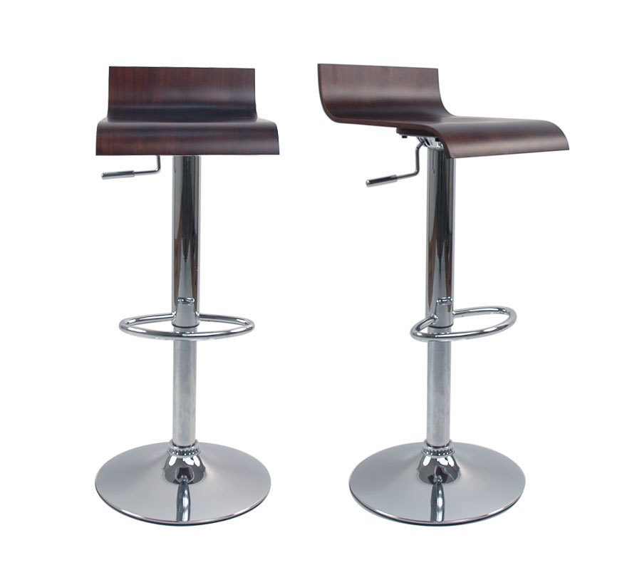 D co tabouret de bar nala clermont ferrand 3319 pied - Pied de tabouret bar chrome ...
