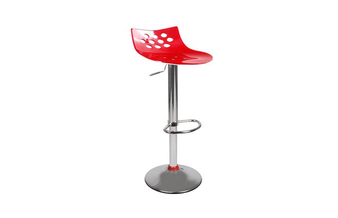 tabouret de bar up to you cuisine moderne rouge et blanc magellan miliboo. Black Bedroom Furniture Sets. Home Design Ideas
