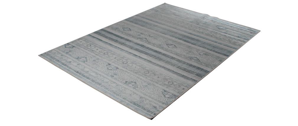 Tapis à motifs graphiques 160 x 230 cm BANDANA