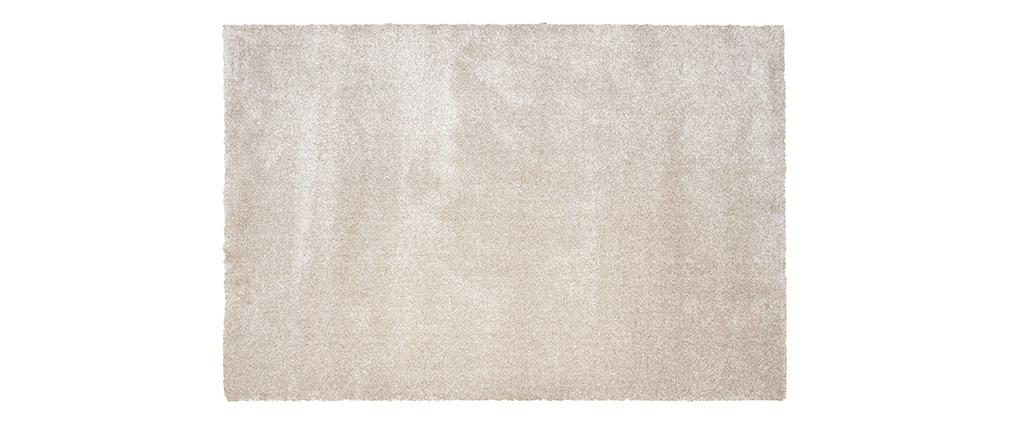 Tapis argent polypropylène 160x230 CLOUD