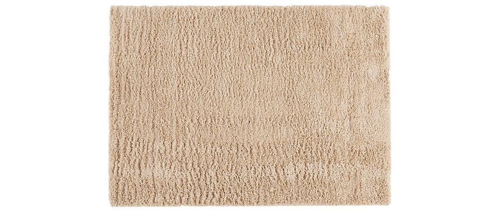 Tapis beige 160x230 cm PLUMA