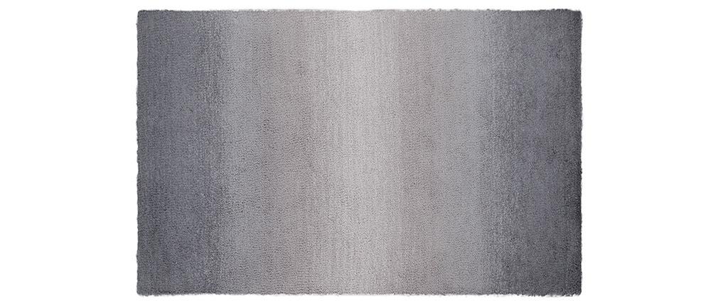 Tapis dégradé gris 160 x 230 cm SHADE