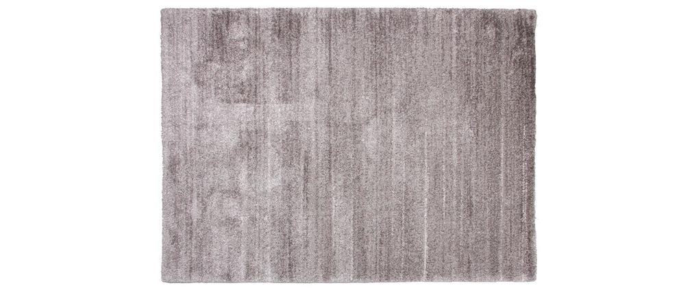 tapis design gris clair 60x110 romeo miliboo. Black Bedroom Furniture Sets. Home Design Ideas