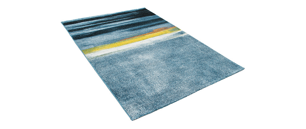 Tapis design multicolore 160 x 230 cm SUNSHINE