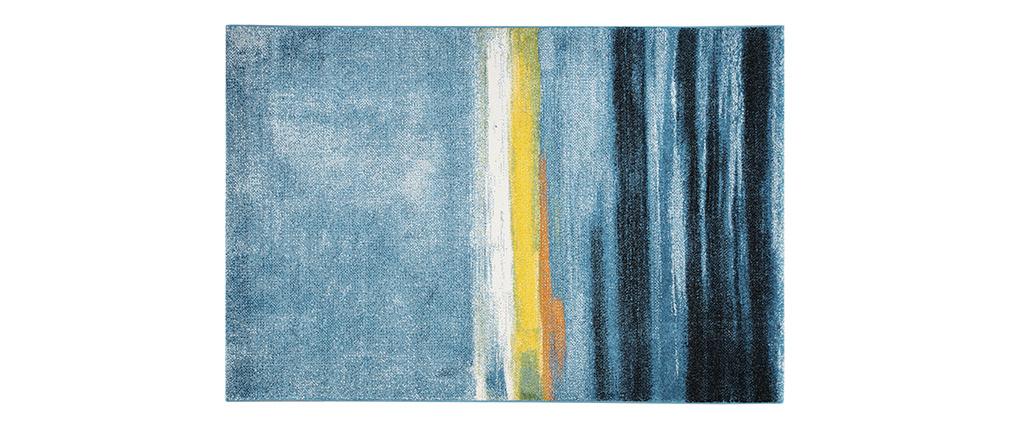 Tapis design multicolore 200 x 290 cm SUNSHINE