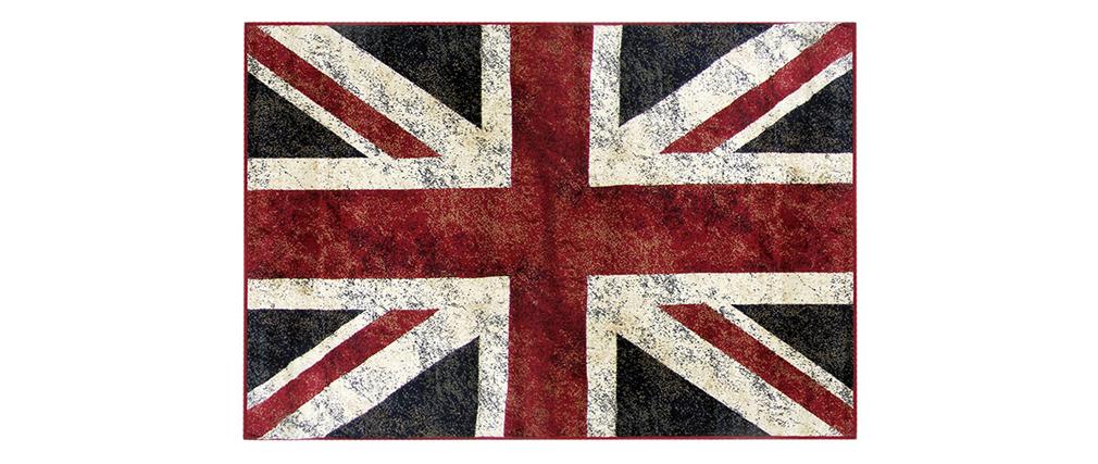 Tapis drapeau anglais 160 x 230 cm LONDON