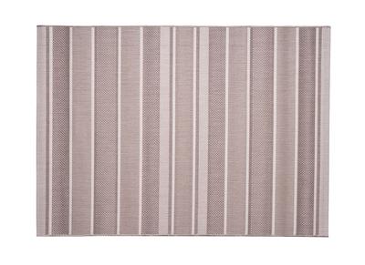 Tapis d couvrez un large choix de tapis pas cher miliboo miliboo for Tapis raye noir beige