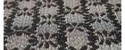 Tapis gris 120x170cm OASIS