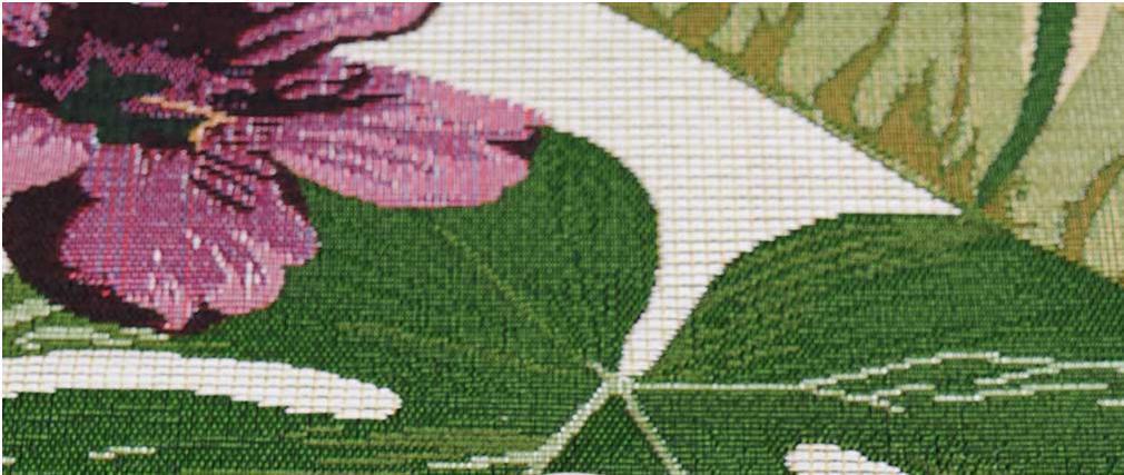 Tapis intérieur extérieur à motifs multicolore 160 x 230 cm TAHIA