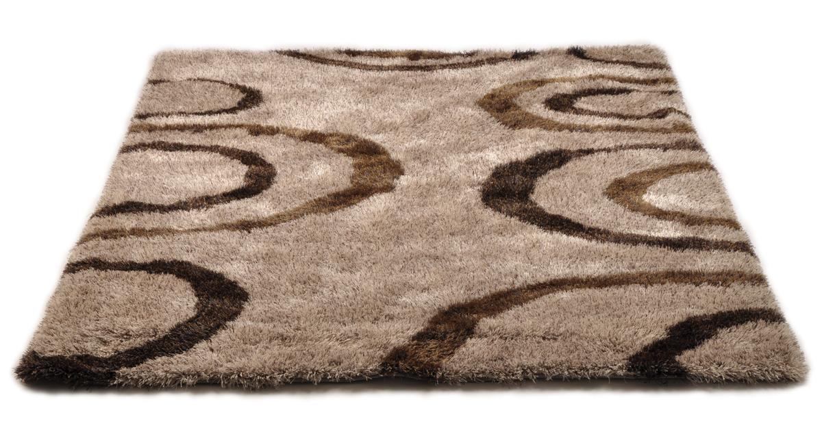 tapis moderne gris et noir c raiste miliboo. Black Bedroom Furniture Sets. Home Design Ideas