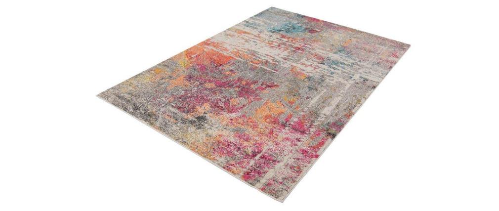 Tapis moderne multicolore 160 x 230 cm TAG
