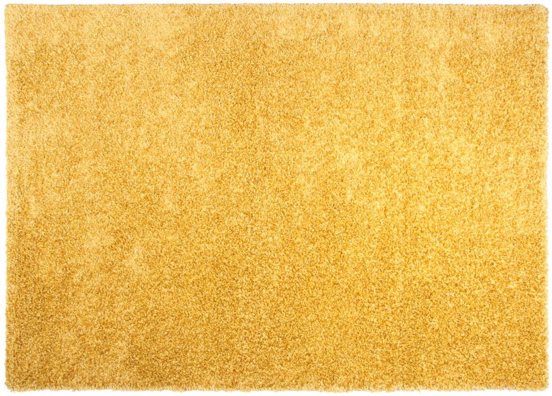 Tapis shaggy 160x230 jaune curry flavio miliboo - Tapis shaggy 160x230 ...