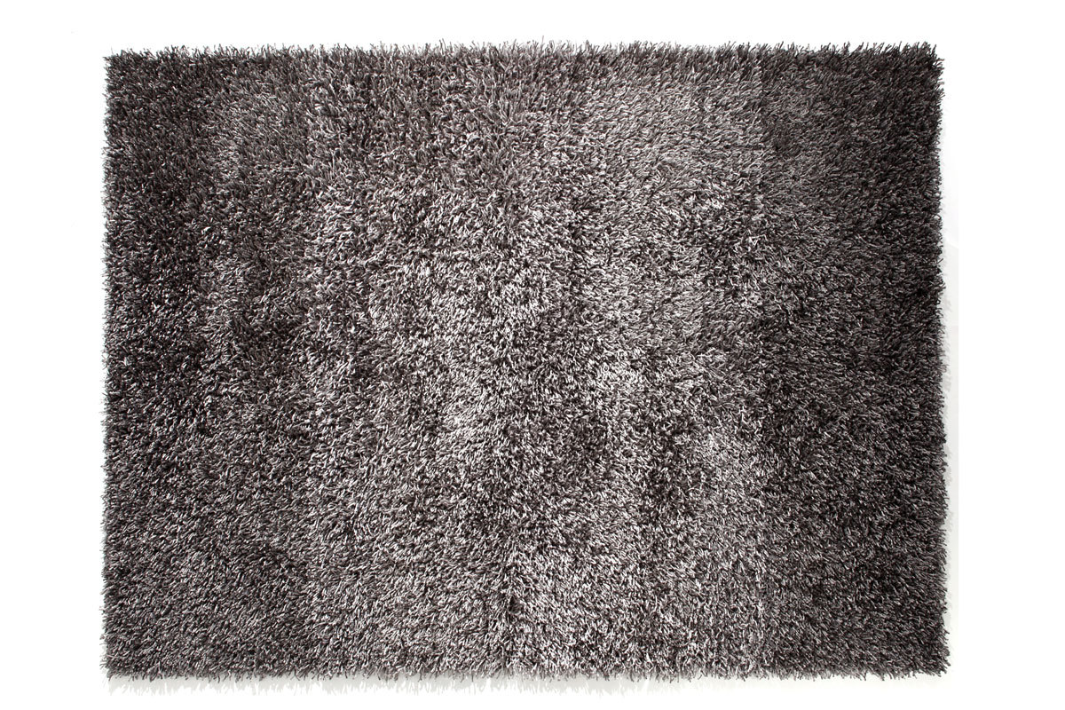 tapis shaggy gris 160x230 cm zelio miliboo. Black Bedroom Furniture Sets. Home Design Ideas