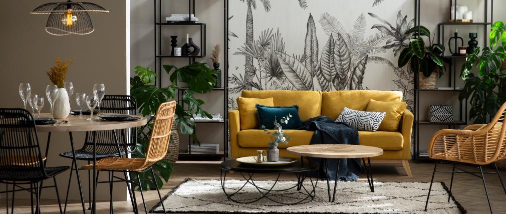 Tapis style berbère losanges 160 x 230 cm ATLAS