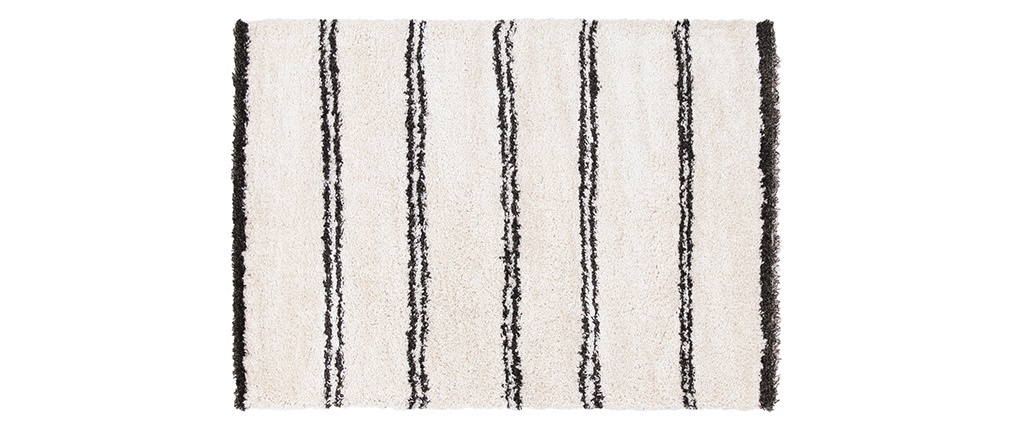 Tapis style berbère rayures 160 x 230 cm SOUK