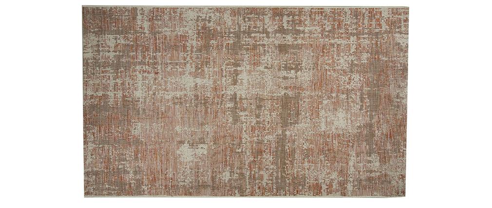 Tapis terracotta intérieur-extérieur 160x230 OLIVIER