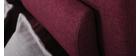 Tête de Lit 170cm prune LORRY